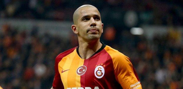 <h2>Takım arayan Feghouli'den 10 milyon euro</h2>