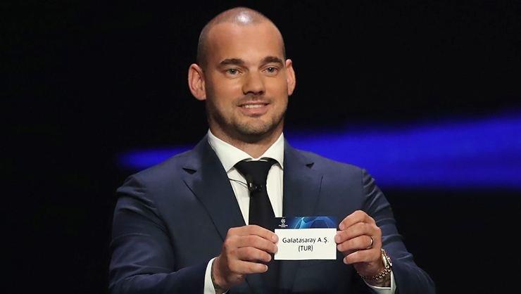 <h2>Wesley Sneijder geri dönüyor</h2>