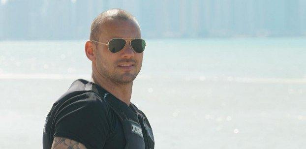 <h2>Wesley Sneijder süprizi! Hasan Şaş'ın yerine…</h2>