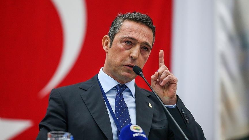 <h2>ALİ KOÇ'TAN NİHAT ÖZDEMİR'E SERT CEVAPLAR</h2>