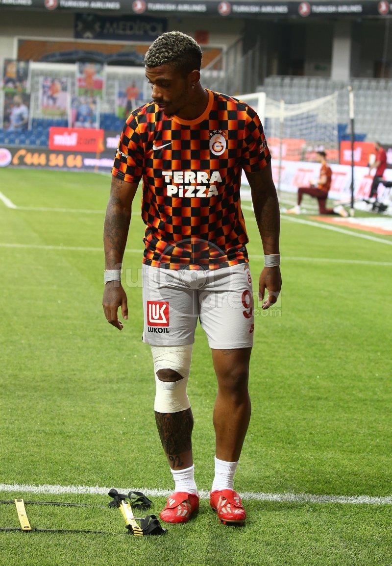 FutbolArena Medipol Başakşehir - Galatasaray maçında