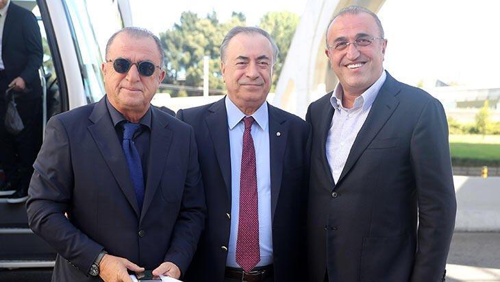 <h2>FATİH TERİM'E BAŞKANLIK TEKLİFİ</h2>