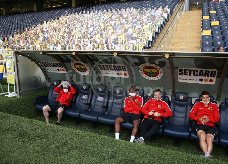 'FutbolArena Fenerbahçe - Kayserispor maçında