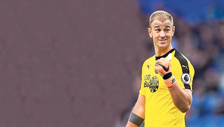 <h2>GALATASARAY'DAN JOE HART HAMLESİ</h2>