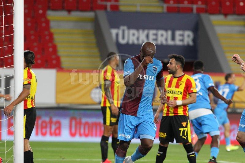 'FutbolArena Göztepe - Trabzonspor maçında