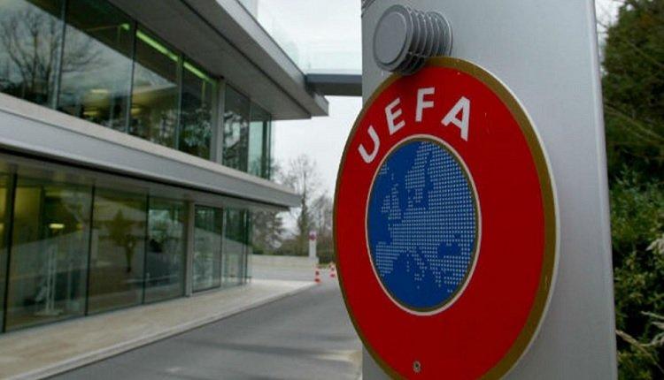 <h2>TRABZONSPOR'A UEFA'DAN 1 YIL MEN</h2>