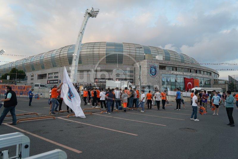 'FutbolArena Medipol Başakşehir - Kayserispor maçında