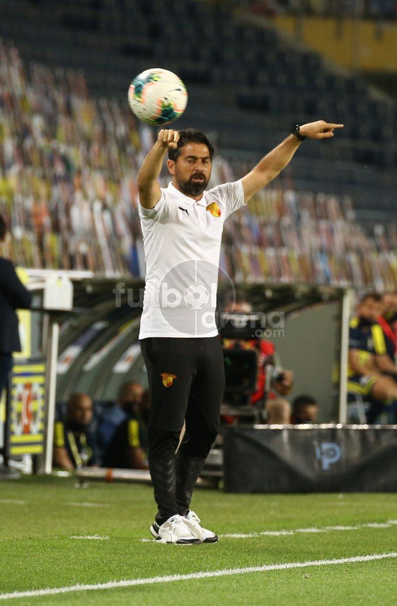 FutbolArena Fenerbahçe - Göztepe maçında
