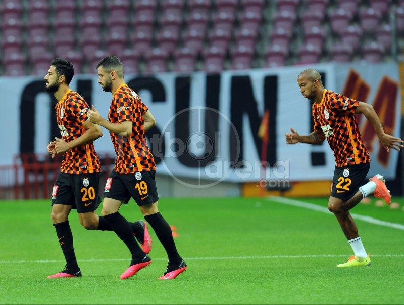 'FutbolArena Galatasaray - Göztepe maçında