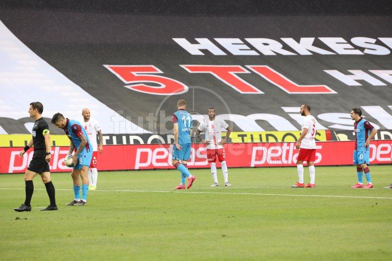 FutbolArena Trabzonspor - Antalyaspor maçında