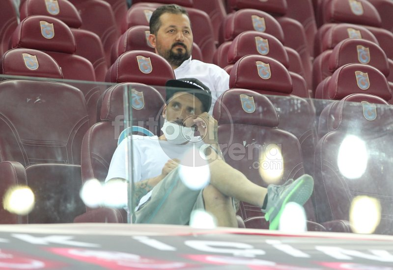 FutbolArena, Trabzonspor - Konyaspor maçında