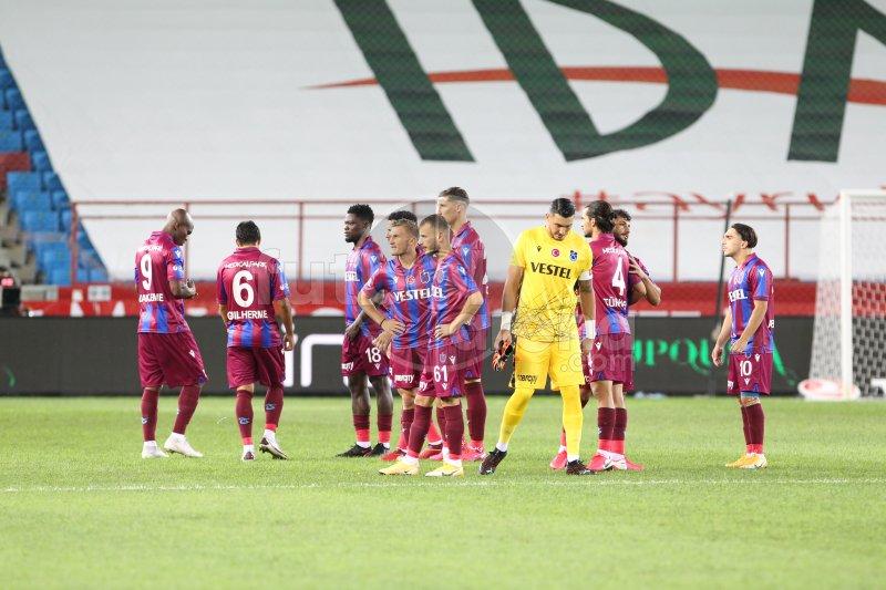FutbolArena Trabzonspor - Beşiktaş maçında