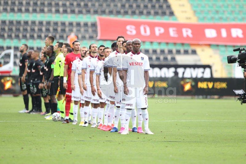 FutbolArena, Denizlispor - Trabzonspor maçında
