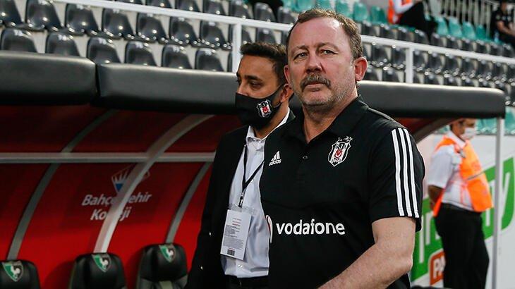Beşiktaş'ta Sergen Yalçın sorunu böyle çözecek