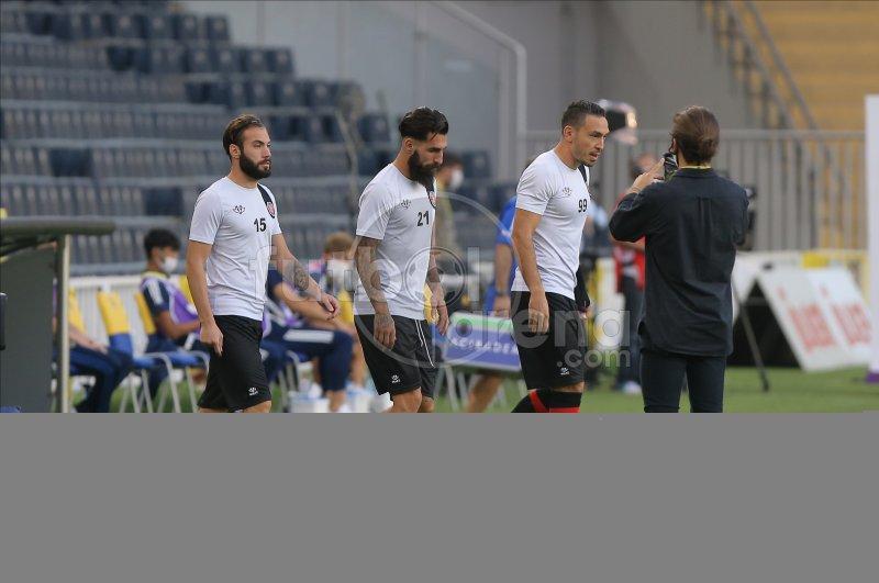 FutbolArena Fenerbahçe - Fatih Karagümrük maçında