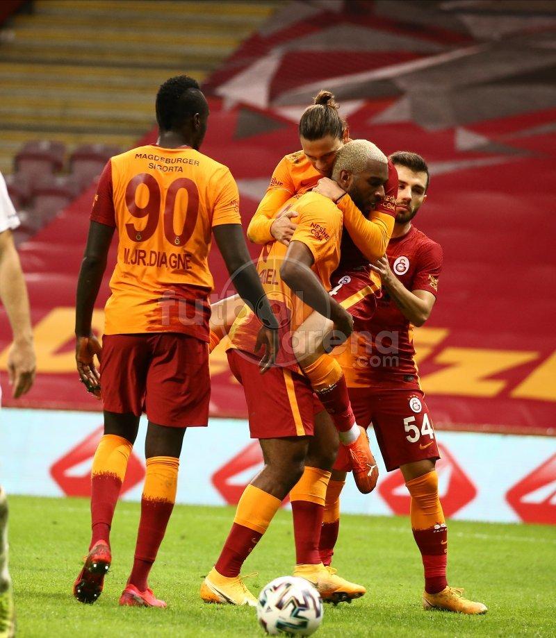 FutbolArena Galatasaray - Ankaragücü maçında