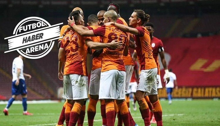 <h2>GALATASARAY'IN RANGERS MAÇI 11'İ</h2>