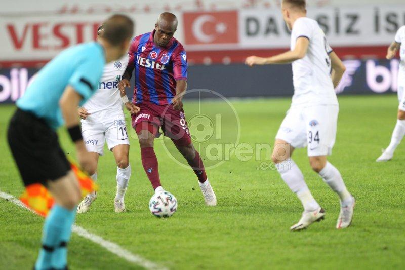 FutbolArena Trabzonspor - Kasımpaşa maçında