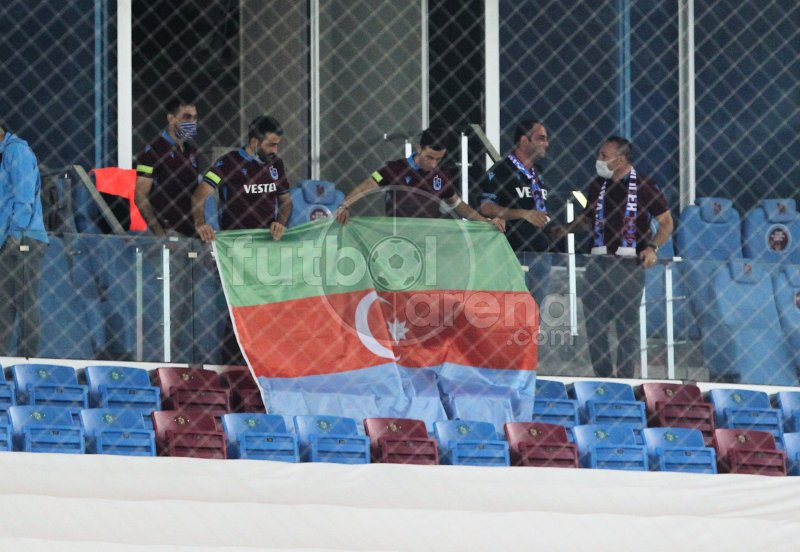 FutbolArena Trabzonspor - Medipol Başakşehir maçında
