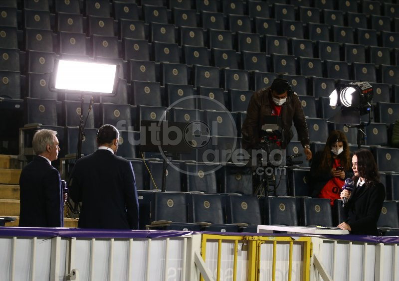 FutbolArena Fenerbahçe - Beşiktaş derbisinde