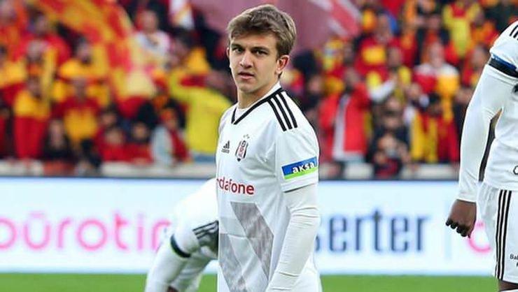 <h2>Rıdvan Yılmaz - Beşiktaş Yaş: 19</h2>