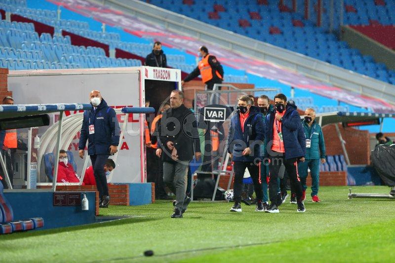 FutbolArena Trabzonspor - BB Erzurumspor maçında