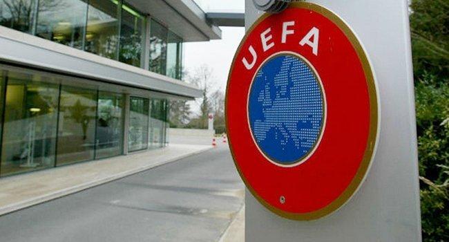 UEFA ülkeler sıralaması (27 Kasım 2020)