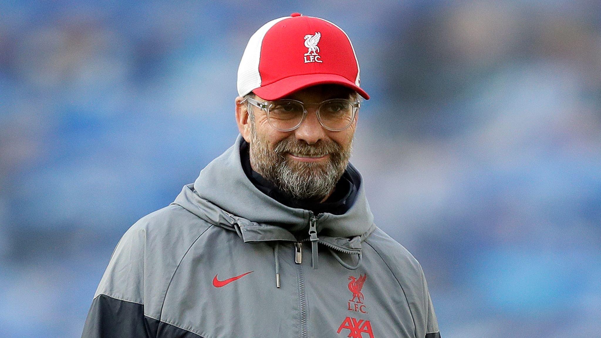 <h2>1. Jurgen Klopp ( Liverpool )</h2>