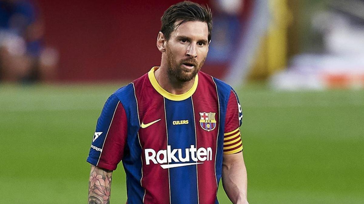 <h2>1. Messi</h2>