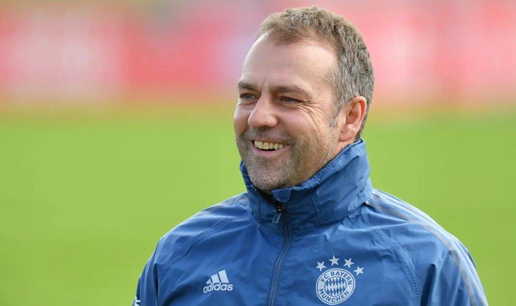 <h2>2. Hans-Dieter Flick ( Bayern Münih )</h2>