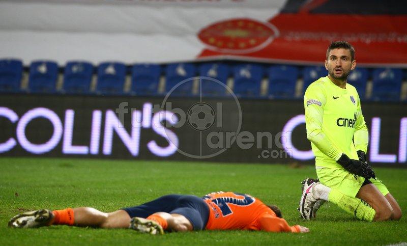FutbolArena Başakşehir - Kasımpaşa maçında