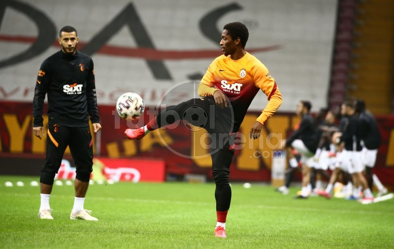 FutbolArena Galatasaray - Hatayspor maçında
