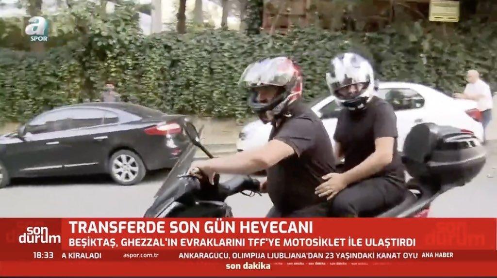 <h2>GHEZZAL TRANSFERİNİN DETAYI</h2>