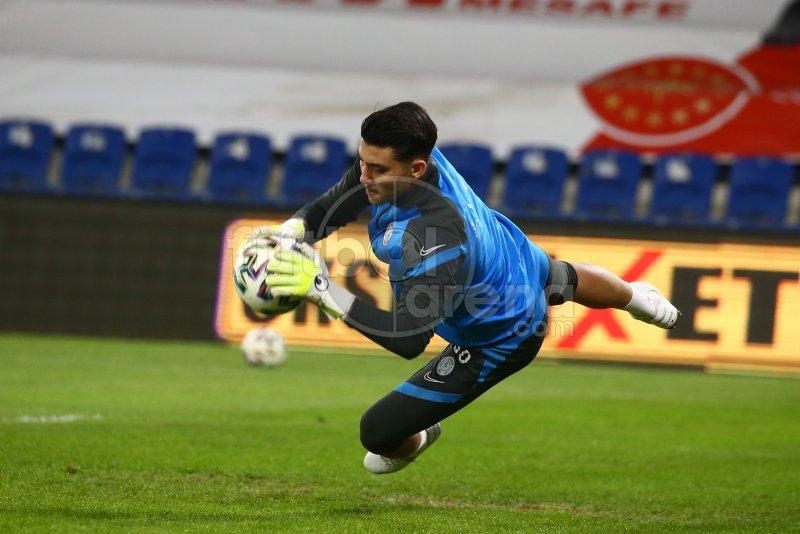 FutbolArena Başakşehir - Rizespor maçında