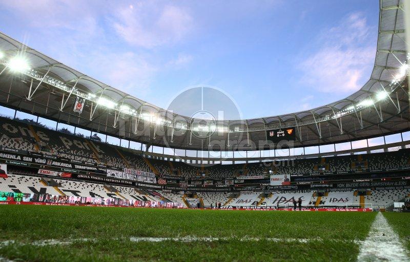 FutbolArena Beşiktaş - Göztepe maçında