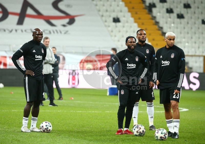 'FutbolArena Beşiktaş - Çaykur Rizespor maçında