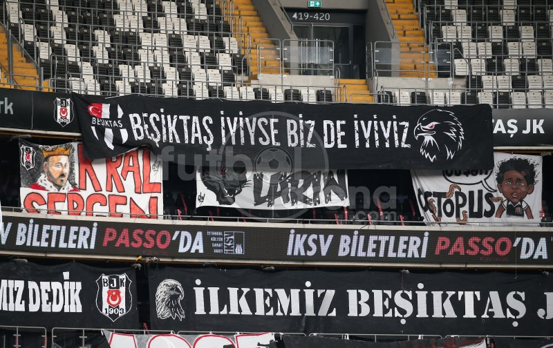 'FutbolArena Beşiktaş - Trabzonspor maçında