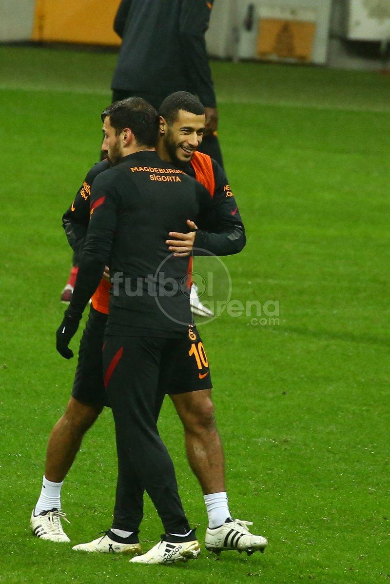 FutbolArena Galatasaray - Gençlerbirliği maçında