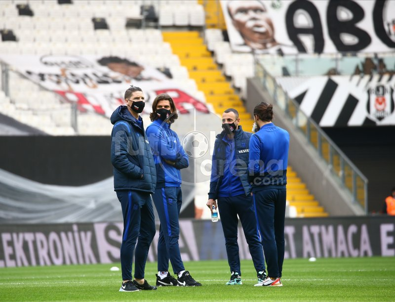 'FutbolArena, Karagümrük - Trabzonspor maçında