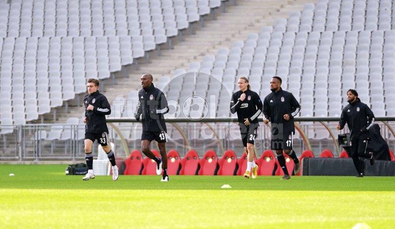 FutbolArena , Karagümrük - Beşiktaş maçında (21 Ocak 2021)