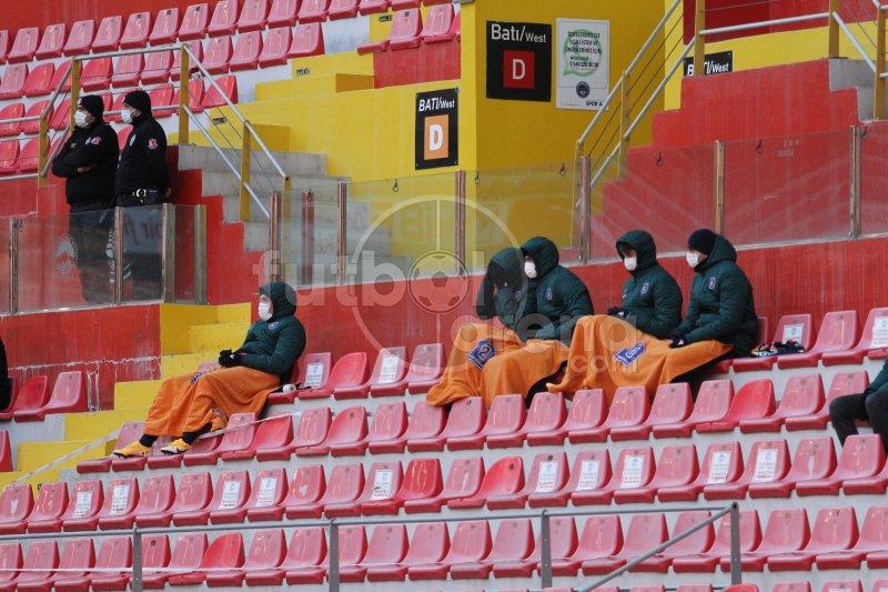 FutbolArena Kayserispor - Başakşehir maçında