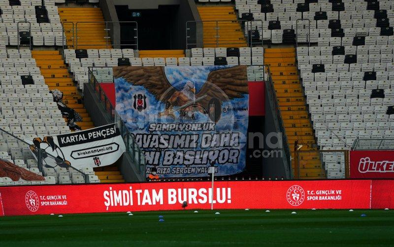 Beşiktaş-Denizlispor (26.02.2021)