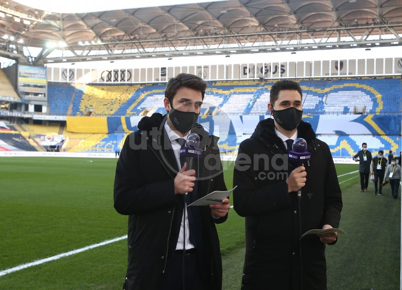 'FutbolArena, Fenerbahçe - Galatasaray derbisinde
