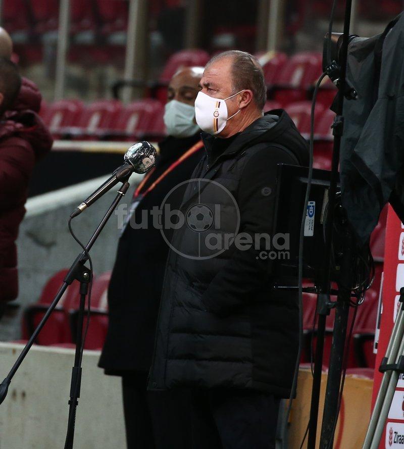 'FutbolArena Galatasaray - Alanyaspor maçında