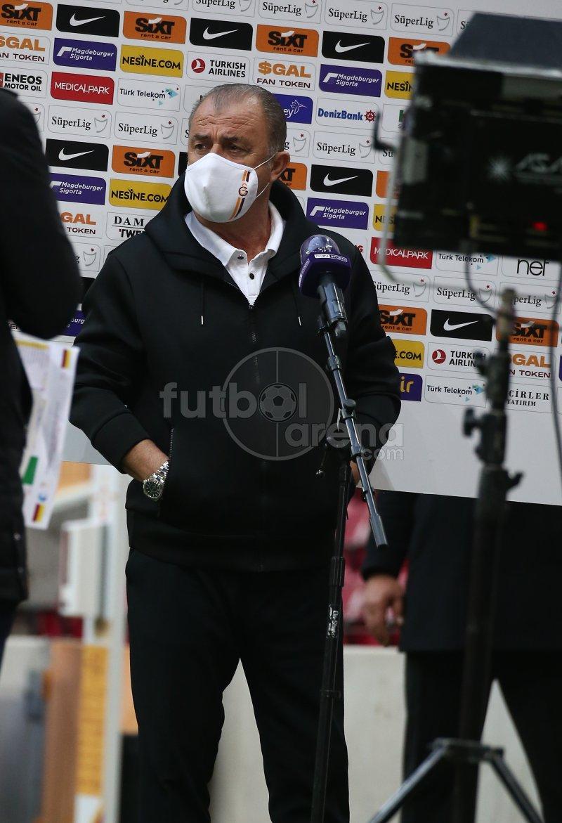 FutbolArena Galatasaray - BB Erzurumspor maçında