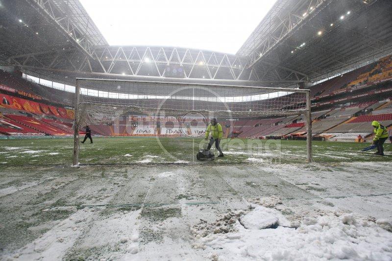 FutbolArena, Galatasaray - Kasımpaşa maçında (14 Şubat 2021)