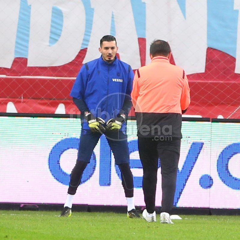 'FutbolArena, Trabzonspor - Gaziantep maçında (13 Şubat 2021)