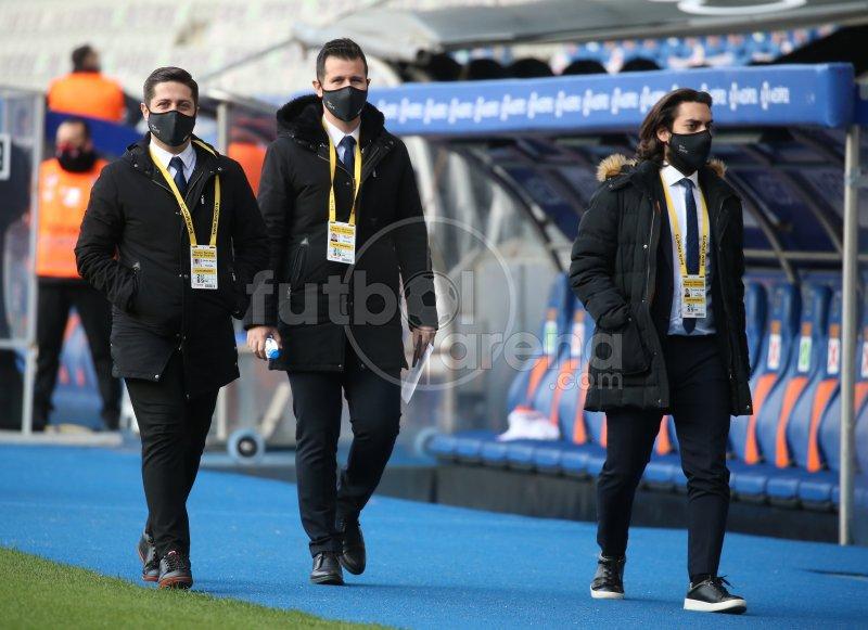 'FutbolArena Başakşehir - Beşiktaş maçında