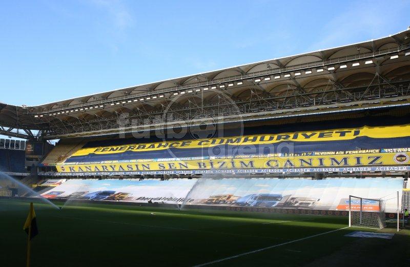 'FutbolArena Fenerbahçe - Gençlerbirliği maçında