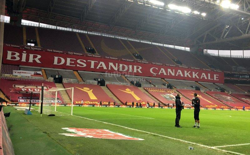 'FutbolArena Galatasaray - Rizespor maçında